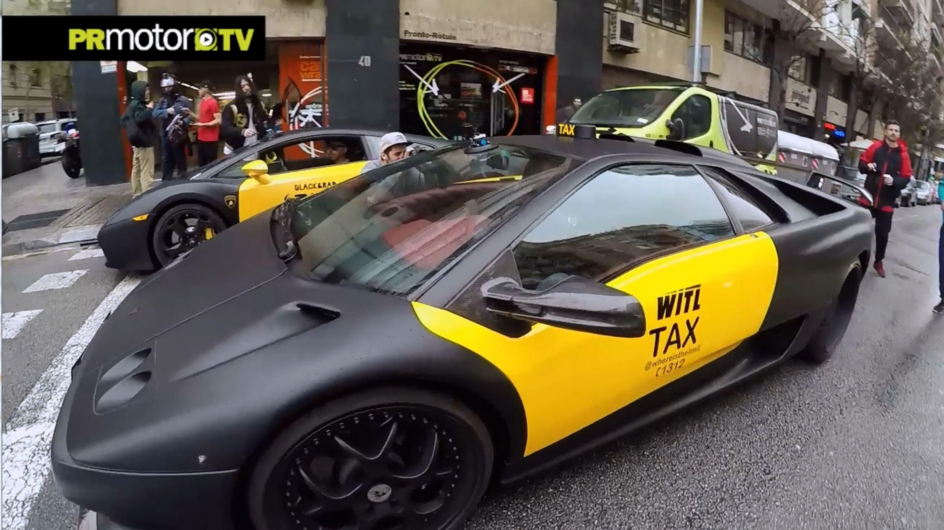 Как вызвать в Барселоне такси?