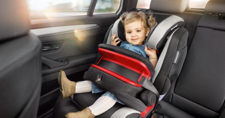 Детские автокресла – не упустите шанс безопасности